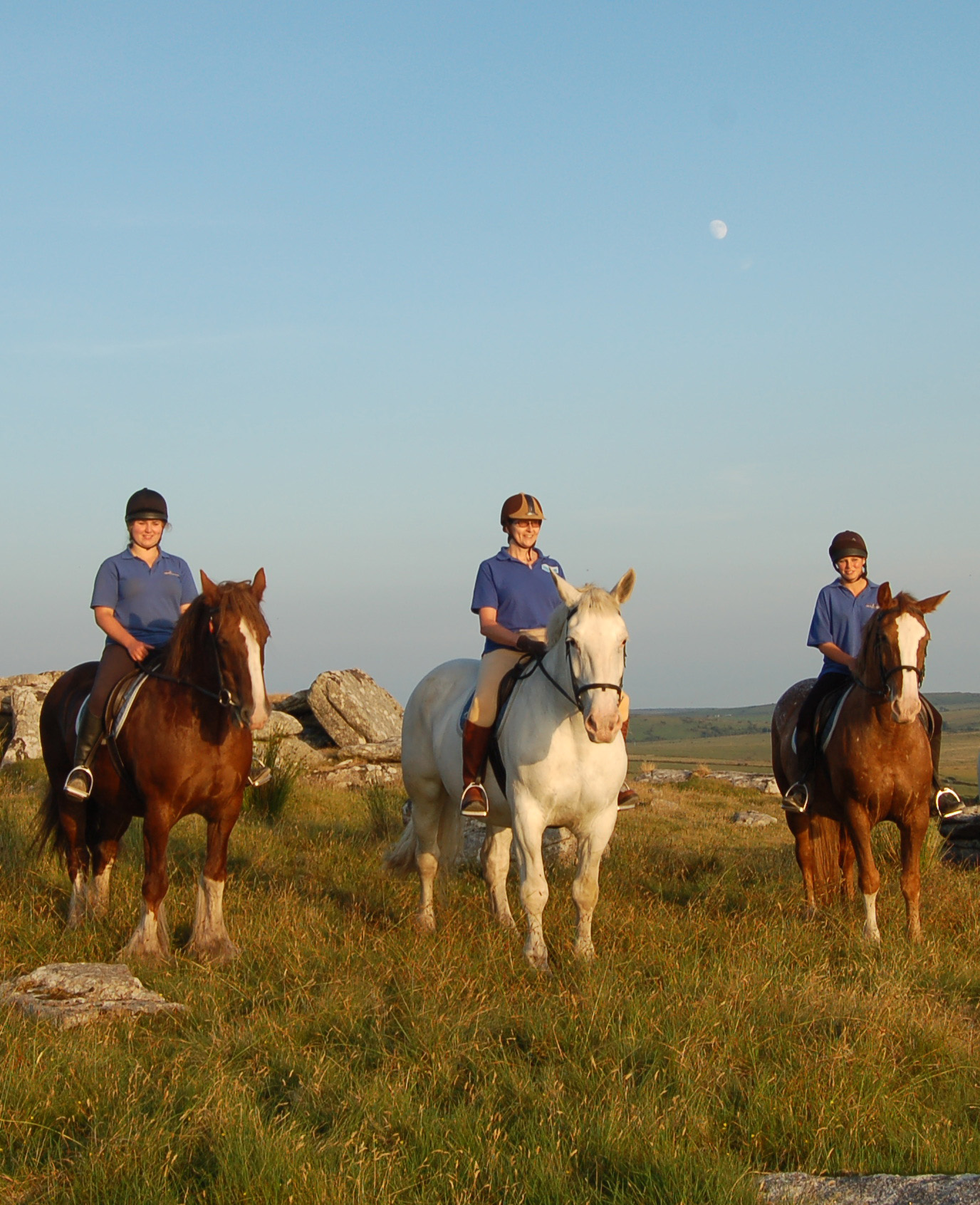 Horse Riding Holiday Cottage Bodmin Cornwall
