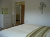 Self-catering double room at Hallagenna