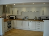 Modern kitchens in self-catering cottages, Cornwall