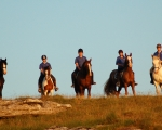 A horse riding holiday in Cornwall