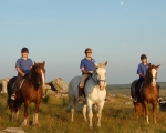 Our friendly riding team