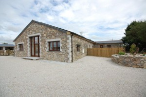 Our newly-converted holiday cottages