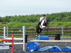 riding school show jumper